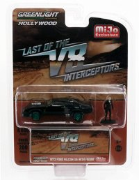 Ford Falcon The Last V8 Interceptor with figure