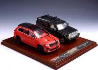 SET Jeep Commander / Jeep Cherokee SRT8
