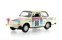 Trabant 601 n. 96 Rally Monte Carlo 1992