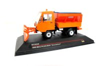 Multicar M25 Snowplow 1980