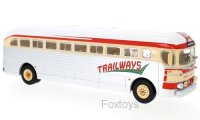 GMC PD-3751 Trailways 1955