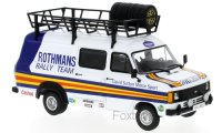 Ford Transit MKII David Sutton Motor Sport Rally Assistance 1980
