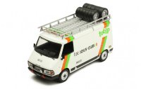 Fiat 242 Assistenza Totip Jolly Club 1985