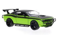 Dodge Challenger SRT8 Tuning 2008