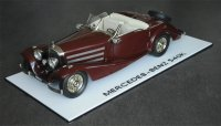 Mercedes Benz 540K Rumble Seat 1936