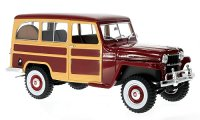 Jeep Willys Station Wagon 1955