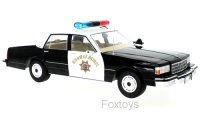 Chevrolet Caprice California Highway Patrol 1987