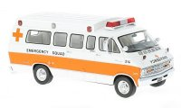 Dodge Horton Ambulance 1973