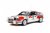 Toyota Celica ST185 n. 2 Rally Monte Carlo 1992