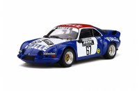 Alpine A110 Gr.5 Rallye Cross 1977