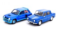 Set Renault R5 Turbo & Renault R8 Gordini 1100