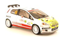 Fiat Abarth Grande Punto S2000 n. 15 8th Rally Monte Carlo 2009