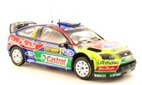 Ford Focus WRC n. 3 winner Rally Sweden 2010