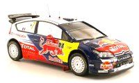 Citroen C4 WRC n. 7 Total/ Red Bull rally Portugal 2010