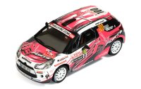 Citroen DS3 R3 n. 100 Rally Monte Carlo IRC 2011