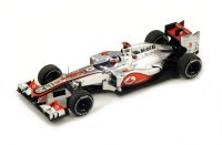 McLaren MP4-27 n. 3 winner Belgium GP 2012