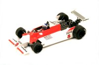 McLaren M29 n. 8 6th Argentinean GP 1980