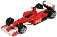 Ferrari F2002 n. 1 Winner GP Germany Nurburgring 2002