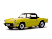 Triumph Spitfire MK IV Closed Convertible  1970