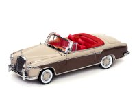 Mercedes Benz 220 SE Open Convertible 1958