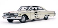 Ford Galaxie 500 XL n. 91 Tour de France Auto 1963