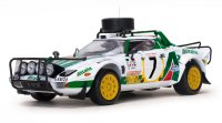 Lancia Stratos HF Rally n. 7 Safari Rallye 1977