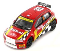 Fiat Punto Kit Car n. 34 Rally Monte Carlo 2004