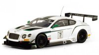 Bentley GT3 - Winner Blancpain GT Silverstone 2014