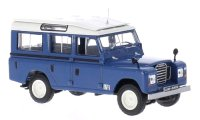 Land Rover Series II 109 1958