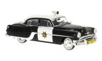 Pontiac Chieftain California Highway Patrol USA 1954