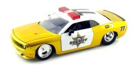 Dodge Challenger SRT8 Sheriff Police car 2008