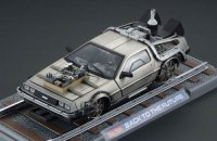 De Lorean Back to the Future