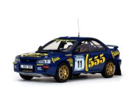 Subaru Impreza 555 n. 11 Rally New Zealand 1994